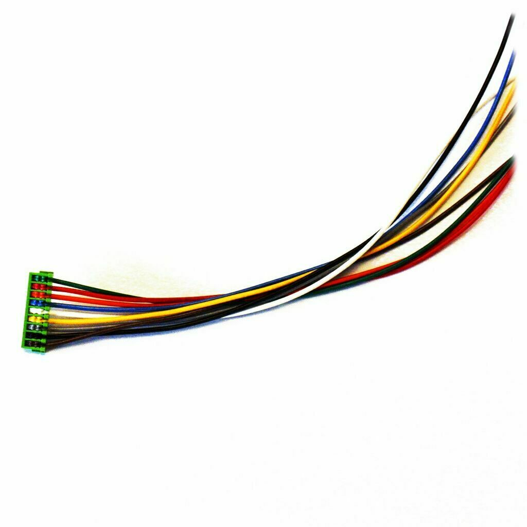 Wiring Harness Available Through Coastal Dcc Digitrax Track Tsunami Power Steam And Diesel